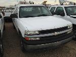 Lot: 132.AMARILLO - 2002 CHEVROLET SILVERADO TRUCK