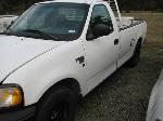 Lot: 199.BEAUMONT - 2001 FORD F150 PICKUP