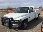 Lot: 231.CHILDRESS - 2001 DODGE BR2500 TRUCK