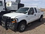 Lot: 233.CHILDRESS - 2007 FORD F250SD TRUCK