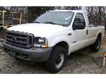 Lot: 262.FORT WORTH - 2004 FORD F250SD PICKUP