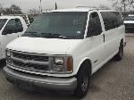 Lot: 265.HOUSTON - 1999 CHEVROLET EXPRESS VAN
