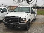 Lot: 266.HOUSTON - 2004 FORD F250SD TRUCK