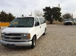 Lot: 268.LUBBOCK - 1999 CHEVROLET EXPRESS VAN