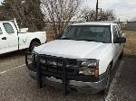 Lot: 270.LUBBOCK - 2005 CHEVROLET CC15753 TRUCK