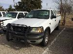 Lot: 274.LUBBOCK - 2002 FORD F150 TRUCK