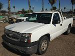 Lot: 295.PHARR - 2005 CHEVROLET C15903 PICKUP