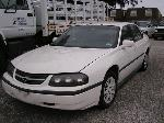 Lot: 307.SAN ANTONIO - 2001 CHEVROLET IMPALA