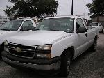 Lot: 321.SAN ANTONIO - 2006 CHEVROLET PICKUP