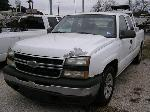 Lot: 324.SAN ANTONIO - 2006 CHEVROLET CC15753 TRUCK