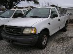 Lot: 330.SAN ANTONIO - 2003 FORD F150 PICKUP