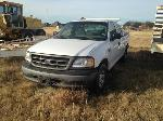Lot: 358.WICHITA FALLS - 2003 FORD F150 TRUCK
