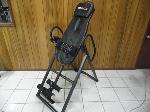 Lot: A5391 - Working Elite Fitness Massage Inversion Table