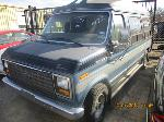 Lot: 22 - 1988 FORD E-150 VAN