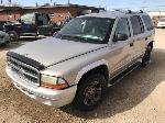Lot: 07 - 2002 Dodge Durango SUV