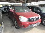 Lot: 1638726 - 2007 BUICK RENDEZVOUS SUV