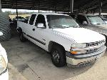 Lot: 1700073 - 2001 CHEVROLET SILVERADO PICKUP - HAS KEY