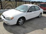 Lot: 1700142 - 2006 FORD TAURUS - HAS KEY