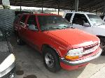 Lot: 1700204 - 1998 CHEVROLET BLAZER - HAS KEY