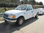 Lot: 1700545 - 2004 FORD  F-150 HERITAGE PICKUP
