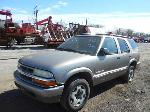 Lot: 8 - 2003 CHEVY BLAZER SUV