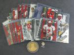 Lot: 3346 - 10K RING & SPORTS CARDS - NO CREDIT CARDS