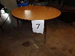 Lot: 6 & 7 - (5) Tables