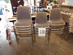 Lot: 10 - (15) Chairs