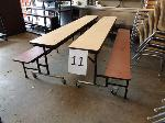 Lot: 11 - (2) Café Tables