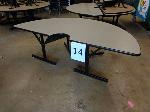 Lot: 14 & 15 - (8) Tables