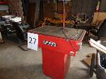 Lot: 27 - Parts Washer