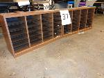 Lot: 37 - (2) Sorter Cabinets