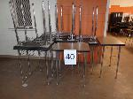Lot: 40 - (10) Student Desks