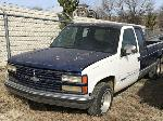 Lot: 42797 - 1990 GMC 1500 Pickup