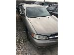 Lot: 43553 - 2000 Nissan Altima