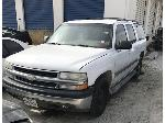 Lot: 43844 - 2001 Chevrolet Suburban SUV