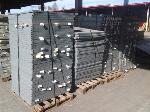 Lot: MH06 - METAL SHELVING-USED 36 X 36 X 107.5 H