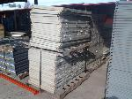 Lot: MH07 - (116) PENCO METAL SHELVING-USED 30X48