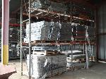 Lot: MH28 - (416) WIRE SHELVES ONLY-USED