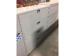 Lot: OF17 - LARGE WIDE FILE CABINETS 2-5 DRAWER AND 3-4 DRAWER
