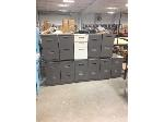 Lot: OF18 - (11) SMALL 2 DRAWER FILE CABINETS