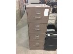 Lot: OF19 - TALL FILE CABINET 3- 5 DRAWER AND 6-4 DRAWER