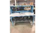 Lot: OF20 - BLUE WORK BENCH