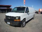 Lot: VN01 - 2008 CHEVROLET EXPRESS 3500 CARGO VAN