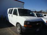 Lot: VN02 - 2008 CHEVROLET EXPRESS 3500 CARGO VAN