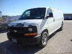 Lot: VN03 - 2010 CHEVROLET EXPRESS 3500 CARGO VAN