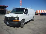 Lot: VN04 - 2008 CHEVROLET EXPRESS 3500 CARGO VAN