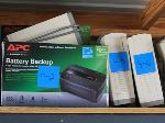 Lot: 04 - (10) Battery Backups