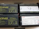 Lot: 06 - (4) Batteries