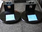 Lot: 25&26 - (3) Monitor Stands